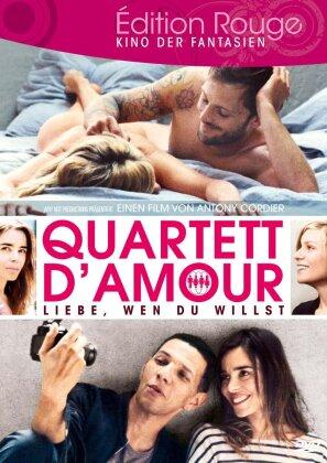 Quartett d'amour - Liebe wen Du willst (2010) (Édition Rouge - Kino der Fantasien)