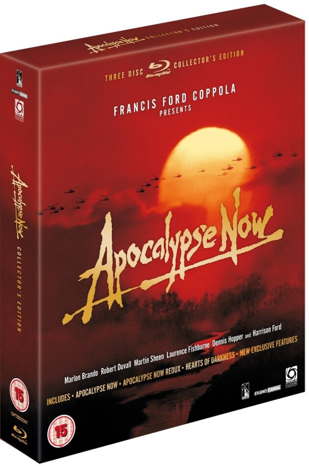 Apocalypse Now (1979) (Collector's Edition, 3 Blu-ray)