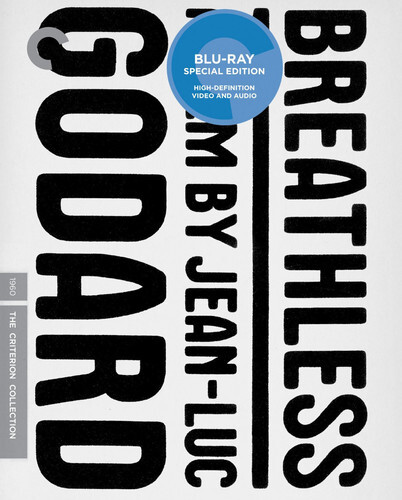 Breathless (1960) (Criterion Collection, s/w)