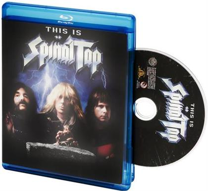 This Is Spinal Tap (1984) (2 Blu-rays)