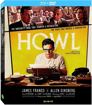 Howl (2010) (Blu-ray + DVD)