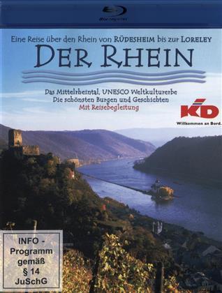 Der Rhein - Eine Reise über den Rhein von Rüdesheim bis zur Loreley