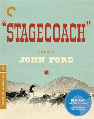Stagecoach (1939) (Criterion Collection)