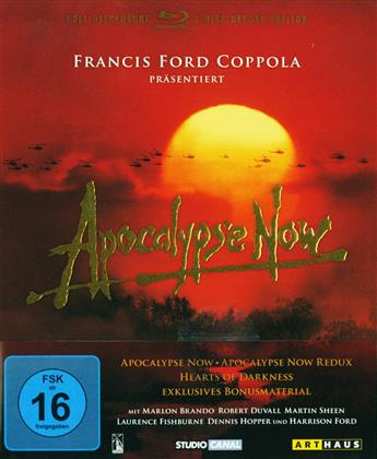Apocalypse Now (1979) (Deluxe Edition, 3 Blu-ray)