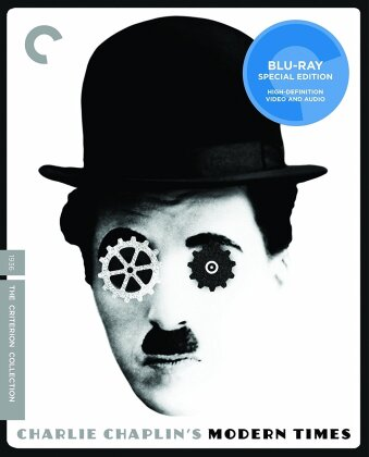 Charlie Chaplin - Modern Times (1936) (Criterion Collection, s/w)