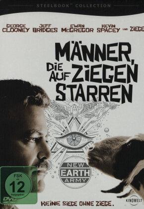 Männer, die auf Ziegen starren (2010) (Steelbook)