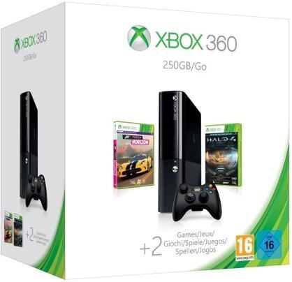 XBOX 360 Konsole 250 GB + Halo4 / Forza Horizon