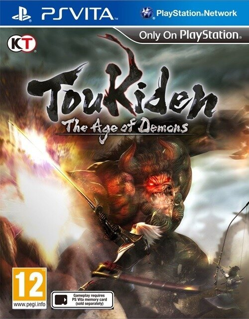Toukiden: Age of Demons (GB-Version)
