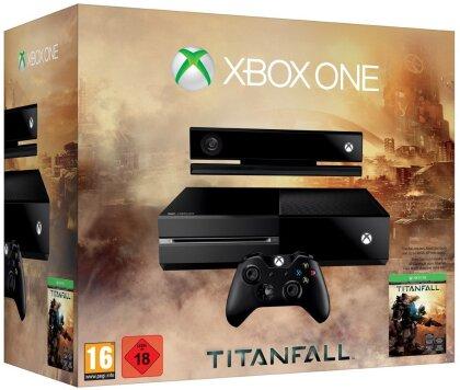 XBOX-One Konsole 500GB Titanfall Pack Standard