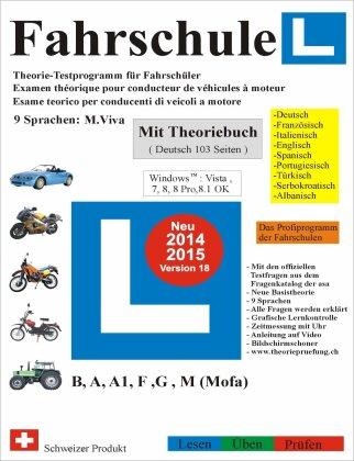Fahrschule L18 (inkl. Buch)