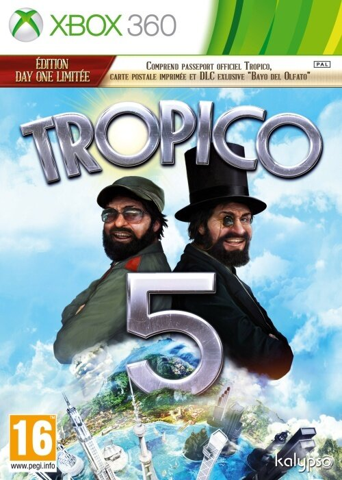 Tropico 5 (Day One Edition)