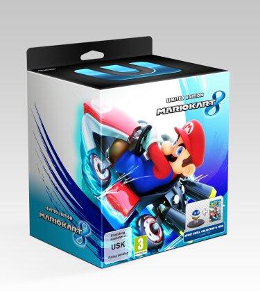 Mario Kart 8 + Figur