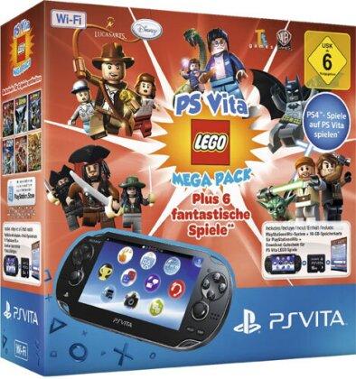 PSVITA Konsole Wifi Mega Pack Lego
