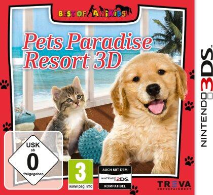 Pets Paradise Resort 3D