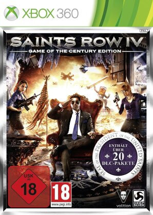 Saints Row IV (Game of the Century Edition)