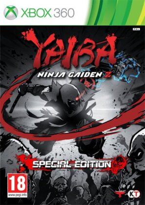 Ninja Gaiden Z Yaiba (GB-Version) (Special Edition)