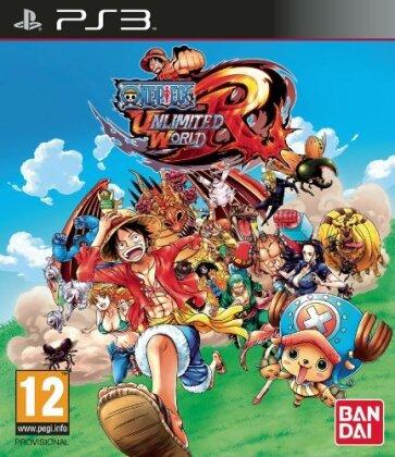 One Piece Unlimited World Red (Strohhut-Edition)