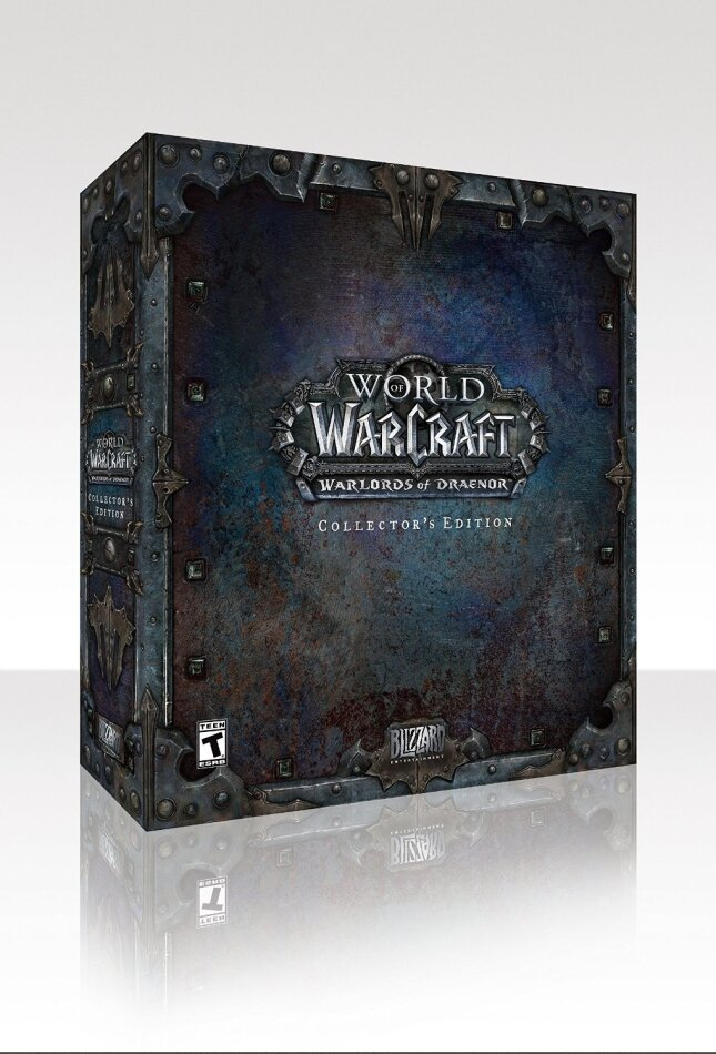 World of Warcraft: Warlords of Draenor (Édition Collector)