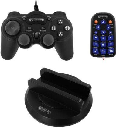 PS2 Controller Starter Pack (Slim) Fernbedienung+Controller+Standfuss