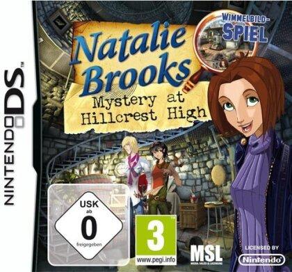Natalie Brooks - Mystery at Hillcrest High
