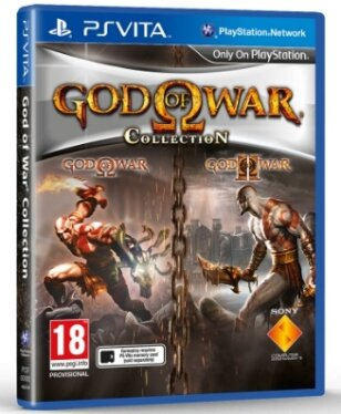 God of War Collection 1 (God of War 1+2)