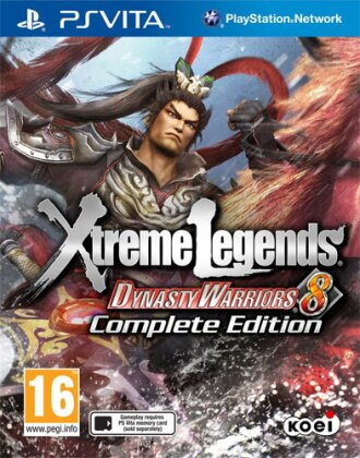 Dynasty Warriors 8 Complete Edition (GB-Version)