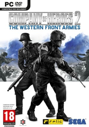 Company of Heroes 2 - The Western Front Armies
