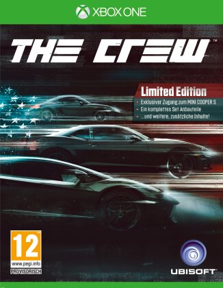 The Crew (Day One Edition, Édition Limitée)