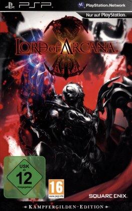 Lord of Arcana - Kämpfergilden-Edition