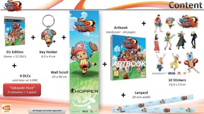 One Piece Unlimited World Red (Chopper Edition)