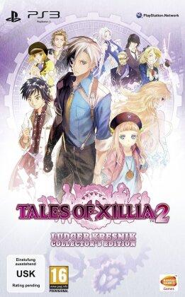 Tales of Xillia 2 (Ludger Kresnik) (Collector's Edition)