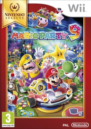 Mario Party 9 Selects