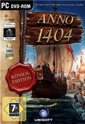 Pyramide: Anno 1404 (Königs-Edition)