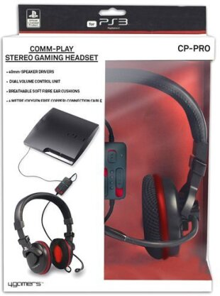 CP-Pro Stereo Gaming Headset - 4.0m (Official Licensed Product)