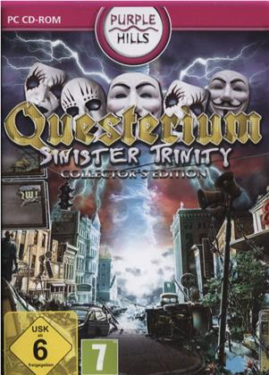 Questerium - Sinister Trinity (Édition Collector)