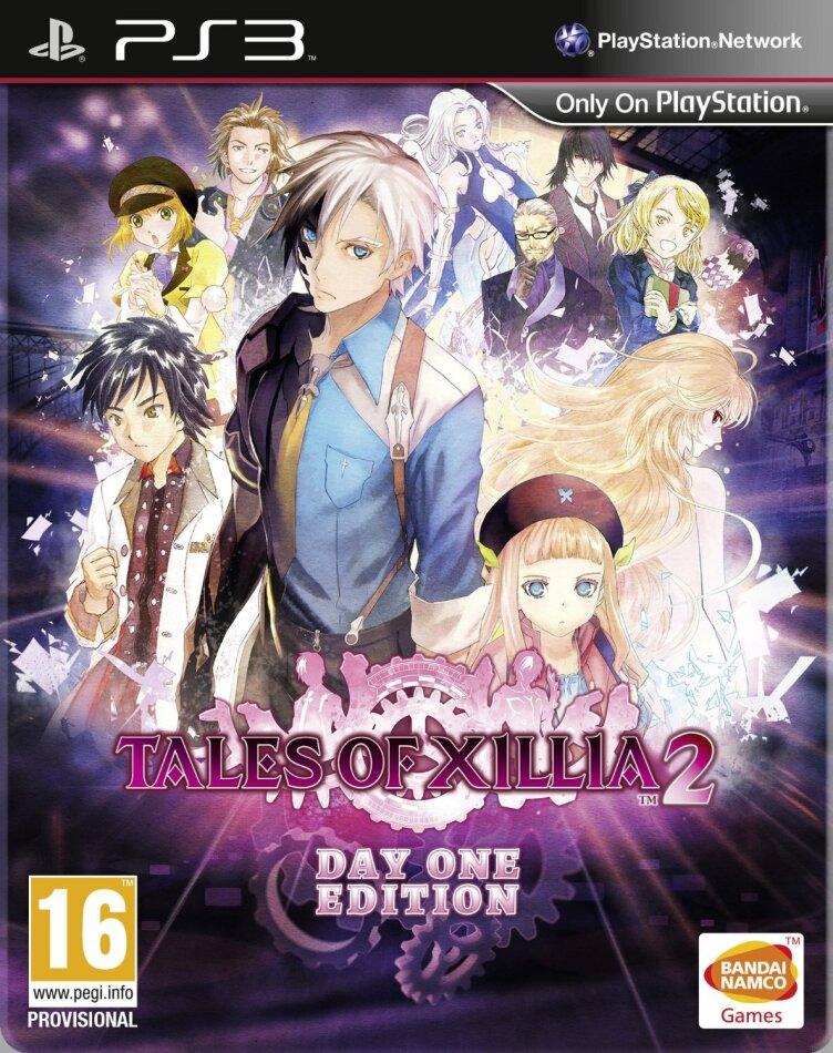 Tales of Xillia 2 (D1 Edition)