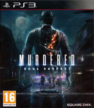 Murdered: Soul Suspect (GB-Version)