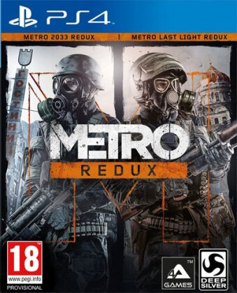 Metro Redux (GB-Version)