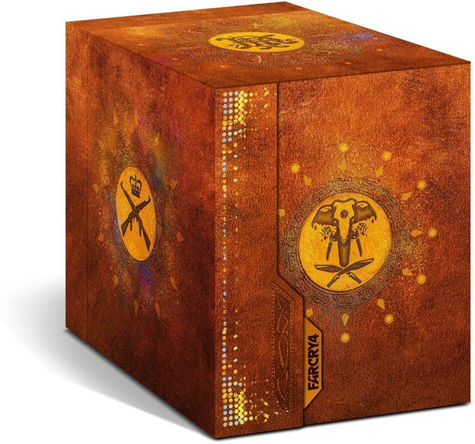 Far Cry 4 (Kyrat) (Collector's Edition)