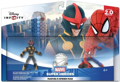Disney Infinity 2.0 Marvel Playset Spider-Man