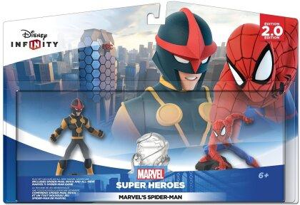 Disney Infinity 2.0 Marvel Playset Spider-Man