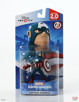 Disney Infinity 2.0 Marvel Figur Captain America
