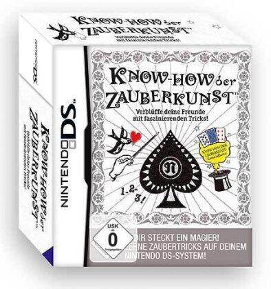 Know How der Zauberkunst