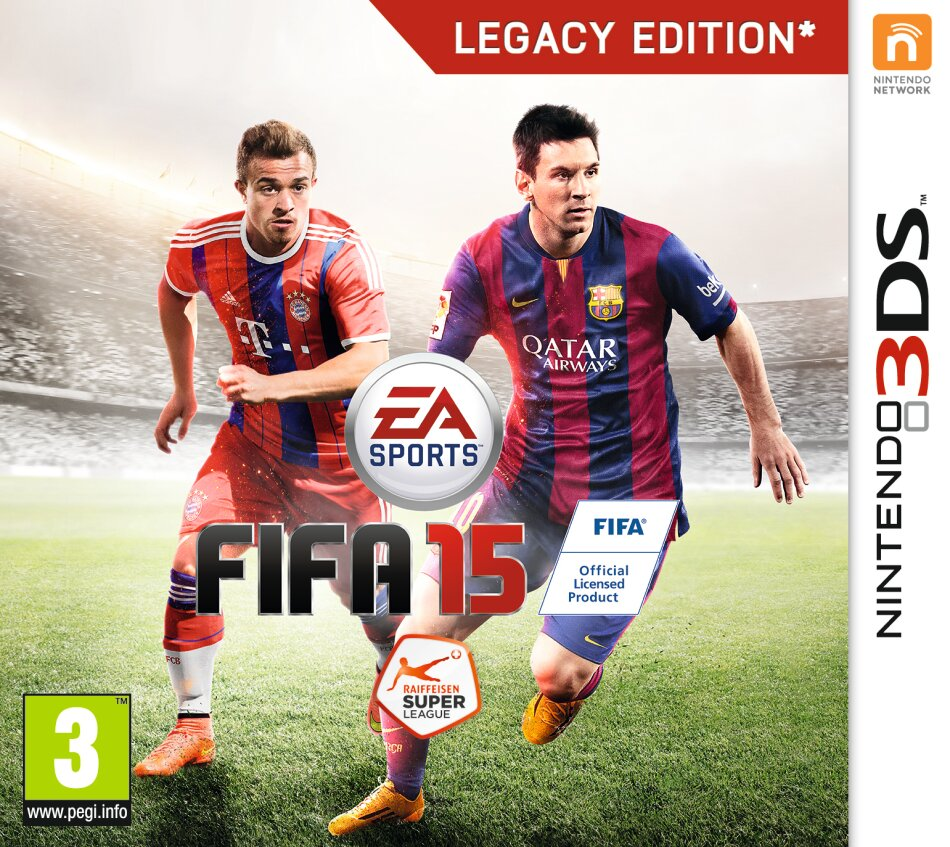 Fifa 15 (Legacy Edition)