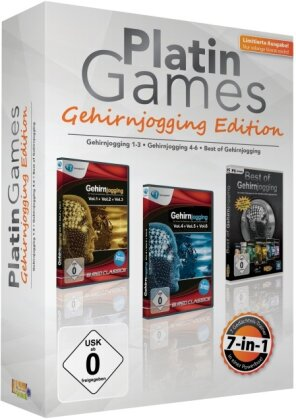 Platin Games - Gehirnjogging Edition