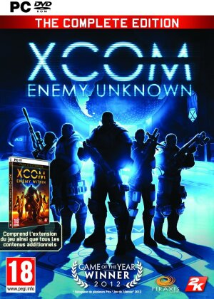 XCOM Enemy Unknown - The Complete Edition