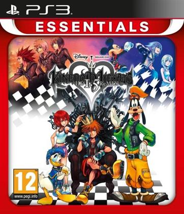Kingdom Hearts 1.5 Remix Essentials