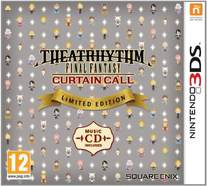 Final Fantasy Theatrhytm Curtain Call (GB-Version) (Édition Collector)