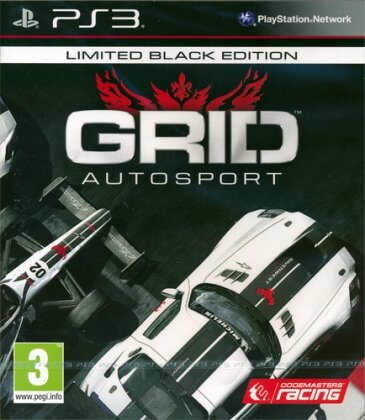 Grid Autosport - Black Edition (GB-Version)