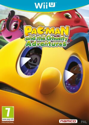 Pac-Man and the Ghostly Adventures HD